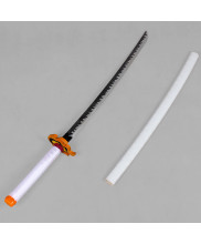 Kyoujurou Rengoku Prop Cosplay Replica Sword with Sheath Demon Slayer Kimetsu No Yaiba