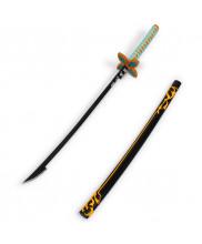 Shinobu Kocho Prop Cosplay Replica Sword with Sheath Demon Slayer Kimetsu No Yaiba