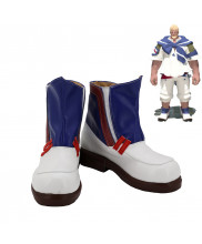 Final Fantasy XIV FF14 Sailor Cosplay Shoes Boots