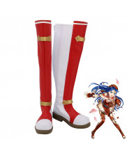 Fire Emblem Lilina Cosplay Shoes Women Boots