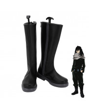 My Hero Academia Aizawa Shota Eraser Head Cosplay Shoes Men Boots