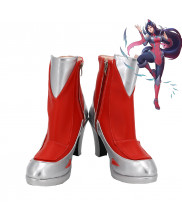 LOL League of Legends Irelia The Blade Dancer Skin Cosplay Shoes Women Boots