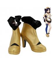 Fate Grand Order FGO Ishtar Rin Tohsaka Rin Maid Cosplay Shoes Women Boots