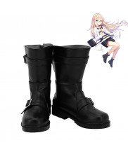 Angels Of Death Rachel Gardner Ray Cosplay Shoes Women Boots
