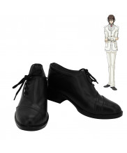 Vampire Knight Kaname Kuran Cosplay Shoes Men Boots