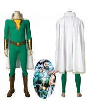 Shazam Pedro Cosplay Costume Men Halloween Outfit