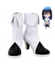 That Time I Got Reincarnated as a Slime Shizue Izawa Cosplay Shoes Women Boots High Heel Version
