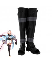 Fate Grand Order Saber KOHA-ACE EX Okita Souji Cosplay Shoes Women Boots