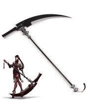 Vindictus Evy Evie Sickle Weapon Cosplay Prop