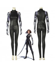 Alita Battle Angel Alita Cosplay Costume 3D Printed Version 1
