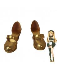 Fate Grand Order FGO Ereshkigal Maid Cosplay Shoes Women Boots