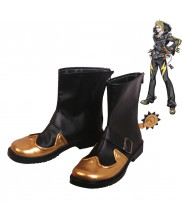 Fate Grand Order FGO Berserker Sakata Kintoki Kintarou Kintaro Cosplay Shoes Men Boots