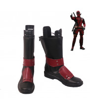 Deadpool Wade Winston Wilson Cosplay Shoes Men Boots Version 1