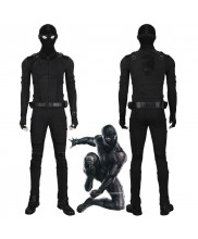 Spider-Man Far From Home Spiderman Peter Parker Cosplay Costume Stealth Suit