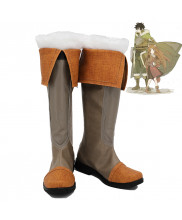 The Rising Of The Shield Hero Naofumi Iwatani Cosplay Shoes Men Boots Ver 2