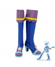 My Little Pony Equestria Girls Trixie Lulamoon Cosplay Shoes Women Boots