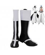 Bleach Ulquiorra Cifer Grimmjow Jeagerjaques Arrancar Cosplay Shoes Men Boots