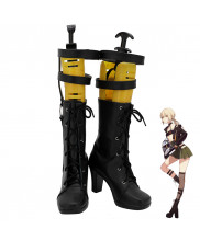 Fate Grand Order Altria Pendragon Moon Goddess Event Saber Cosplay Shoes Women Boots