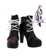 Fate Grand Order FGO Meltlilith Meltryllis Moon Goddess Event Cosplay Shoes Women Boots