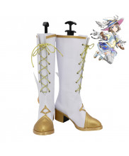 LoveLive!Sunshine!! Watanabe You Animal Idolized Cosplay Shoes Women Boots