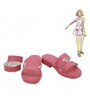 JoJo's Bizarre Adventure Reimi Sugimoto Cosplay Shoes Women Boots
