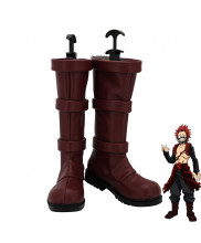 My Hero Academia Eijiro Kirishima Cosplay Shoes Men Boots