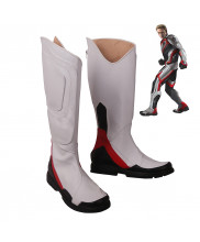 Avengers Endgame Quantum Realm Cosplay Shoes Boots