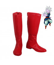 Dragon Ball Supreme Kai Shin Cosplay Shoes Men Boots