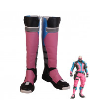 OW Overwatch Soldier 76 Jack Morrison Skin Boots Cosplay Shoes Men Boots