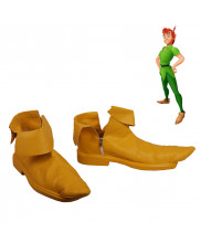 Peter Pan Movie Cosplay Shoes Men Boots