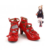 Fate Grand Order FGO 3rd Anniversary Abigail Williams Cosplay Shoes Women Boots