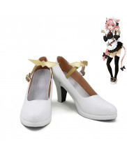 Fate Apocrypha Fate Grand Order Astolfo Maid Cosplay Shoes Women Boots