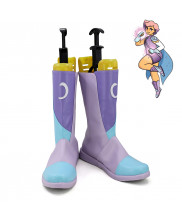She-Ra And The Princesses Of Power Glimmer Cosplay Shoes Women Boots Version 1