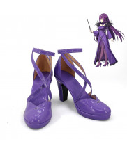 FGO Fate Grand Order Caster Scathach Skadi Cosplay Shoes Women Boots