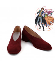 CODE GEASS Euphemia li Britannia Euphy Massacre Princess Cosplay Shoes Women Boots