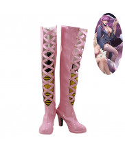 League of Legends LOL K/DA Evelynn Cosplay Shoes Women Boots