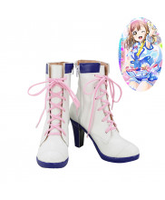 Lovelive!Sunshine!!Kurosawa Ruby Cosplay Shoes Women Boots