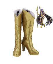 Fate Grand Order FGO Nitocris Cosplay Shoes Women Boots