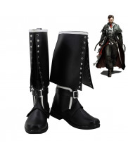 AC Assassin's Creed Syndicate Jacob Frye Cosplay Shoes Men Boots