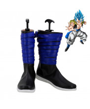 Dragon BallZ Gogeta Majin Buu Cosplay Shoes Men Boots