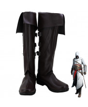 AC Assassin's Creed Altair Ibn-La'Ahad Cosplay Shoes Men Boots