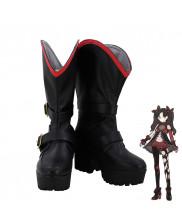Fate Stay Night FGO Tohsaka Rin Cosplay Shoes Women Boots