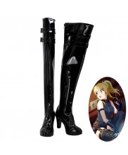 LoveLive!Sunshine!! Eli Ayase Ellie Uniform Cosplay Shoes Women Boots