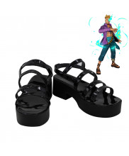 ONE PIECE Marco the Phoenix Cosplay Shoes Men Boots