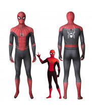Spider Man: Far From Home Peter Parker Cosplay Men Costume Jumpsuit 3D Printed