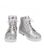 Persona 5 Yusuke Kitagawa Shoes Cosplay Men Boots