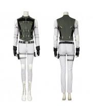 Black Widow Yelena Belova Costume Cosplay Suit Women's Outfit