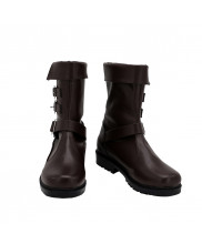 Aerith Gainsborough Shoes Cosplay Final Fantasy VII Remake Women Boots
