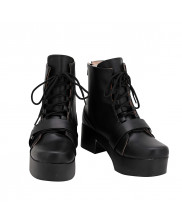 Birds of Prey Huntress Shoes Cosplay Helena Bertinelli Women Boots