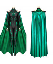 Thor Ragnarok Trailer Hela Costume Cosplay Suit 3D Printed Women's Outfit